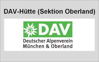 DAV Hütte Winklmoosalm Sektion Oberland